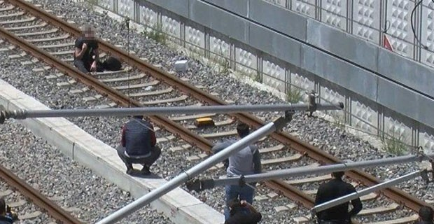 İstanbul'da hareketli dakikalar: Çantamda bomba var