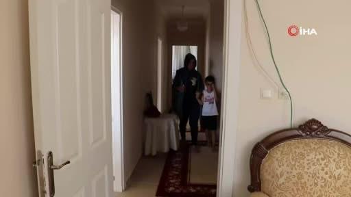 Kahramanmaraş'ta yaşayan küçük Ali'nin görmesi 60 bin liraya bağlı