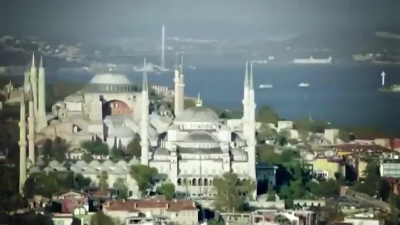 İlk namaz için Türkiye'nin her yerinden akın ettiler!